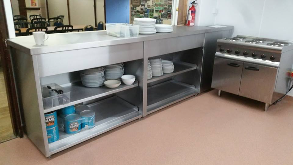 WSC New Kitchen