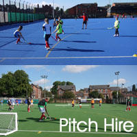 Pitch Hire - WSC