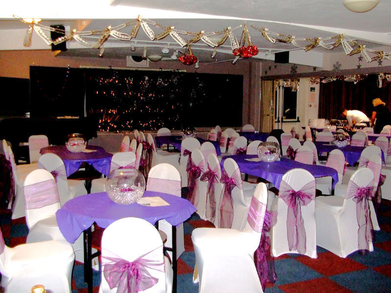 Wedding Reception Lounge